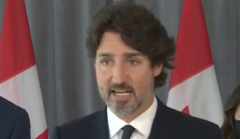 Trudeau Black Announcement