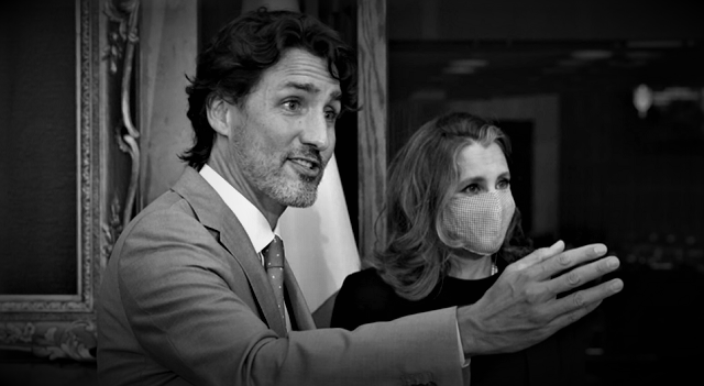 Trudeau Freeland Betray Liberal Voters