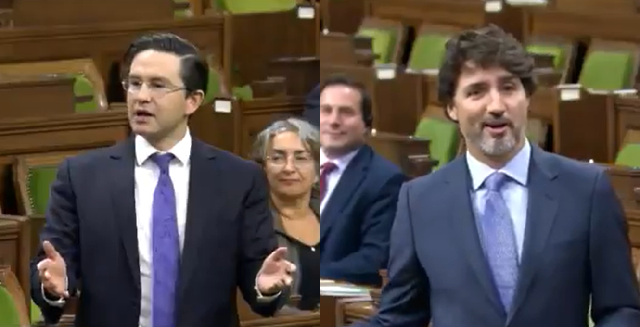 WATCH: Poilievre Destroys Trudeau In Question Period