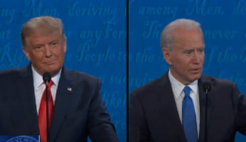 Trump vs Biden Final Debate