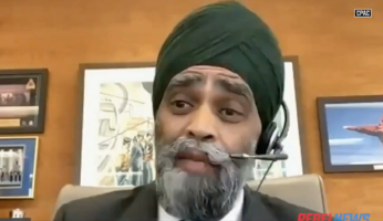 Harjit Sajjan China
