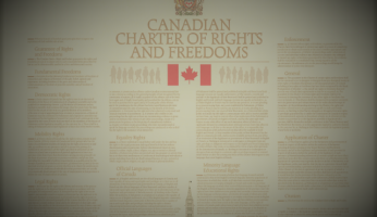 Charter Of Rights and Freedoms 1