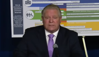 Doug Ford More Lockdowns