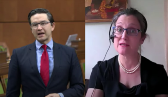 Poilievre vs Freeland