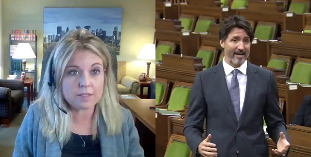 Michelle Rempel Garner Justin Trudeau Vaccines Europe India